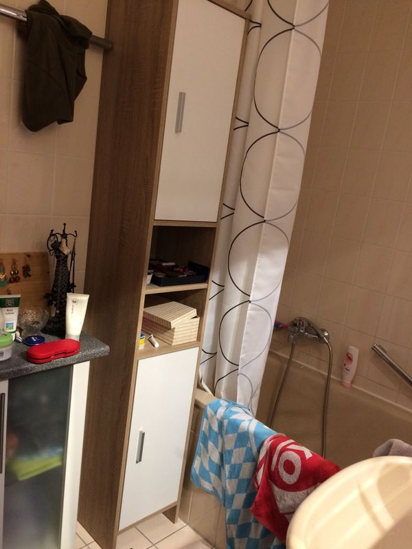 badezimmer korbchen gebraucht kaufen nur 3 st bis 70 g nstiger. Black Bedroom Furniture Sets. Home Design Ideas