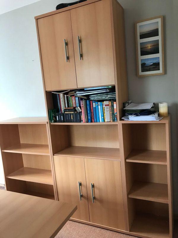 Büromöbel Schreibtische Aktenschrank in Teltow - kaufen und ...