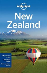 Lonely Planet New Zealand 2014