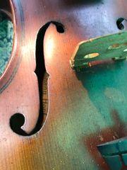Alte Geige Violine aus den