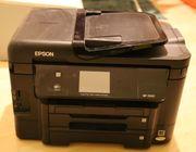 Epson WF-3540 Drucker Fax Scanner