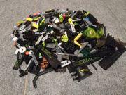 LEGO Steine Sammlung Mix schwarz