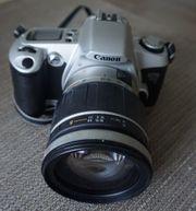 Anaolge Spiegelreflexkamera Canon EOS 500