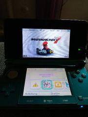 Nintendo 3ds in Aqua Blau