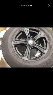 Hyundai Tucson Sommerräder