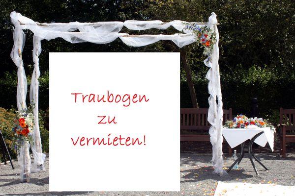 Traubogen Birke Freie Trauung Events Zu Vermieten In Hassloch Alles