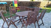 Gartenmöbel Set 1 Tisch 6