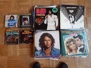 Schallplatten Diverse Musikrichtungen