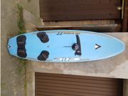 Surfboard Freeride von