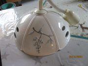 Porzellan Küchenleuchte Küchenlampe mit Leuchtmittel -