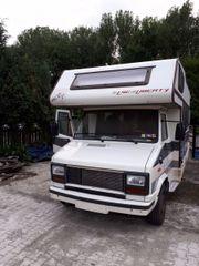 Wohnmobil zur verkaufen