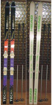 1 Paar Ski