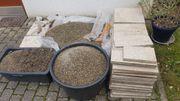 Granit Terrassenplatten