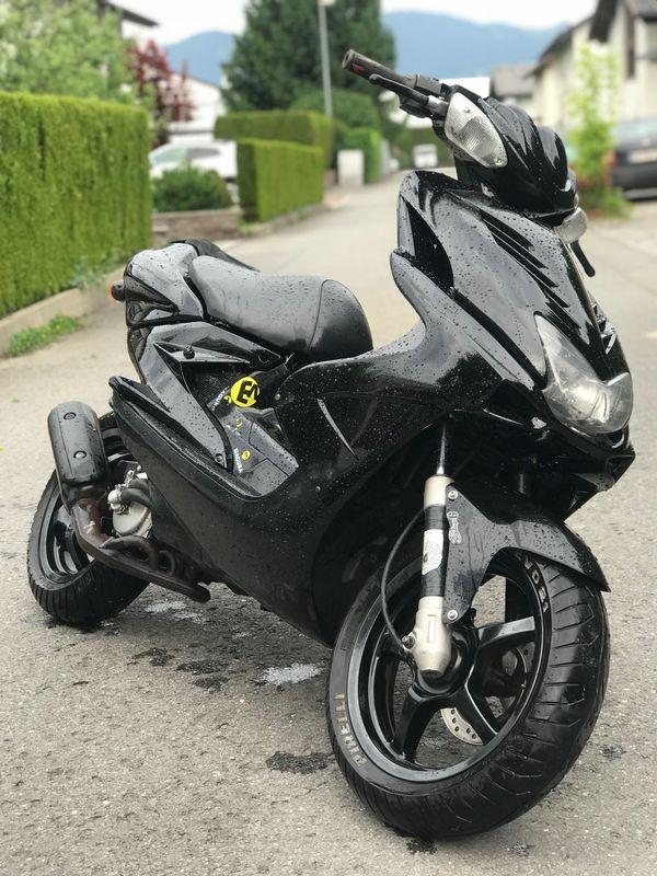Yamaha Aerox 50ccm Mofas 50er Kleinkraftrader