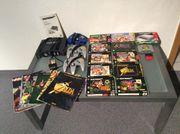 Nintendo 64 Sammlung Top mit