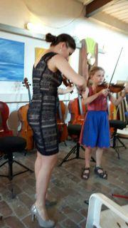 Geigenunterricht in Barmbek -
