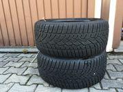 2 Stück Winterreifen Dunlop 235
