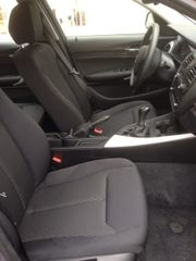 BMW 114i schwarz