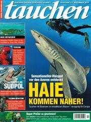 Tauchen (Zeitschrift) Jahrgang