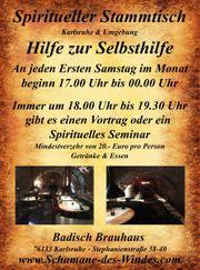 Spiritueller Stammtisch Karlsruhe Umgebung - Schamane