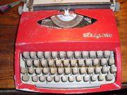 Schreibmaschine BRIGITTE etwa 50 Jahre