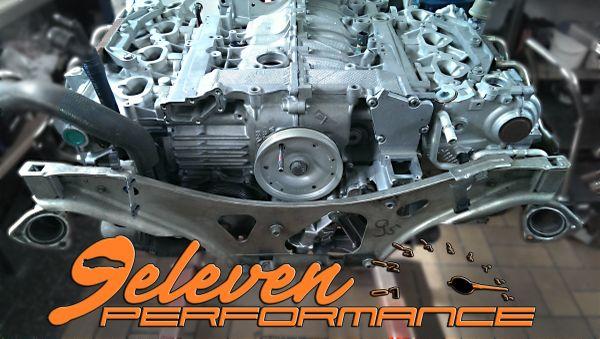 Porsche Motor 997 Carrera S 3,8L Optimierung Instandsetzung in ...