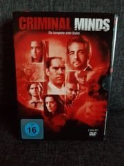 Criminal Minds Staffel 1-3
