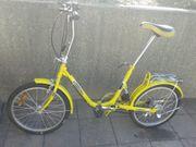 Damen Fahrrad klappbar