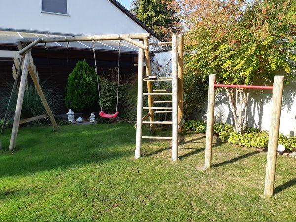 Klettergerüst Garten Gebraucht : Garten schaukel kaufen gebraucht dhd