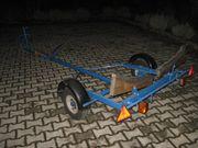 Bootsanhänger, 200 kg