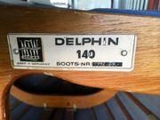 Faltboot Delphin zu