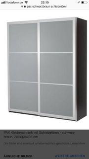 kleiderschrank ikea in potsdam haushalt m bel gebraucht und neu kaufen. Black Bedroom Furniture Sets. Home Design Ideas