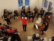 Salonorchester Saitenwind aus Kleinwallstadt sucht