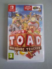 Captain Toad - Treasure Tracker Nintendo