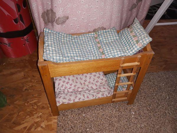 Etagenbett Puppe : Monster high mattel 🌺 clawdeens todschickes etagenbett mit puppe