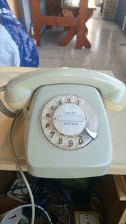 Telefon grau mit