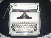 Schreibmaschine Gabriele 10 von Adler