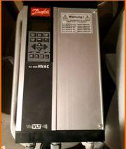 2x Danfoss Frequenzumrichter