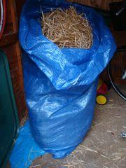 Strohballen für Hasen Kaninchen Zwerghasen