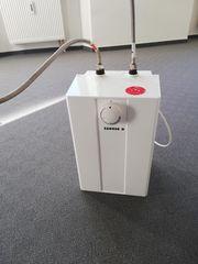 Zanker Warmwasser Boiler