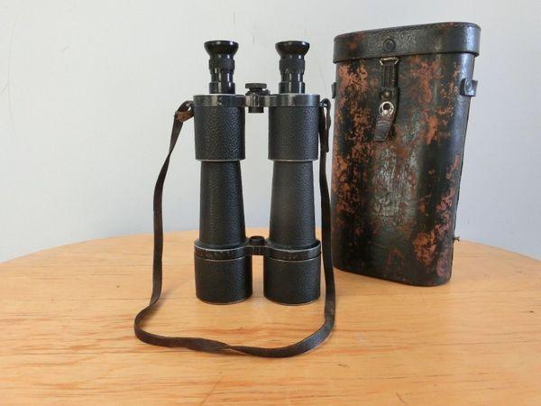 Carl zeiss jena d f wk inklusive original köcher binoculars