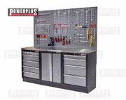 Komplette Werkstatteinrichtung - Werkstatt Set mit