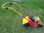 Benzin-Rasenmäher für