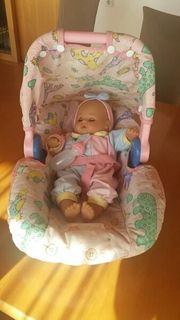 PUPPE Lissi Baby mit Maxi