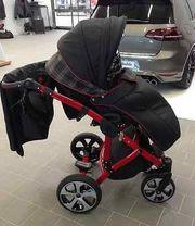 Knorr Kinderwagen golf gti edition