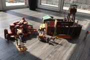 Playmobil Fort Brave 5245 plus