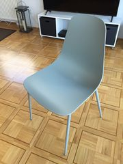 6 Retro Stühle Esszimmerstühle Shape