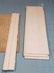 Verbundplatten - mehrere Teile