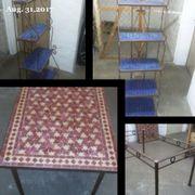 Marokkanische Mosaik Möbel
