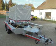 PKW Transporter f Mini- Bagger